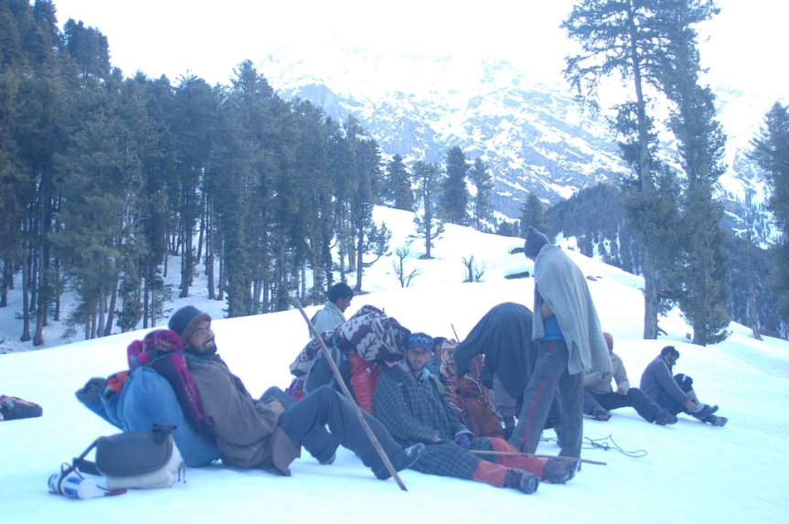 kashmir expedition