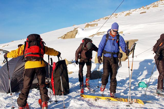 Kashmir gulmarg skiing